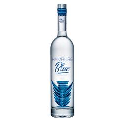 Hamburg Blue Premium Vodka 0,7L (40% Vol.)