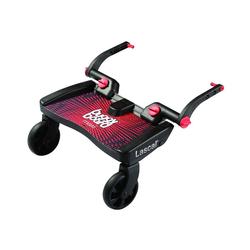 Lascal Kinderwagenaufsatz BuggyBoard Maxi blau + Verlängerung