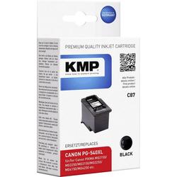 KMP KMP Tintenpatrone C87 Schwarz 1516,4001 Tintenpatrone