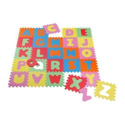 knorr® toys Puzzlematte Alphabet, 26 tlg.