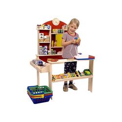 roba® Kaufladen Kaufladen aus Holz