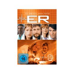 E.R. - Emergency Room Staffel 10 DVD