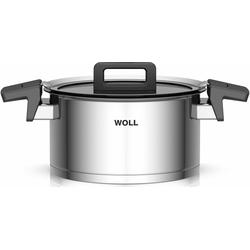 WOLL Kochtopf Concept, Edelstahl 18/10, (1-tlg) 3,4 l - Ø 20 cm x 11 cm
