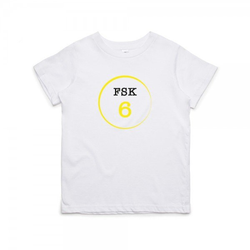 Kinder T- Shirt zum 6.Geburtstag