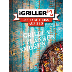 Der Griller #2 - Kochbücher