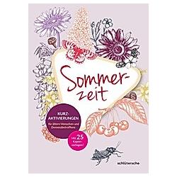 Sommerzeit - Buch