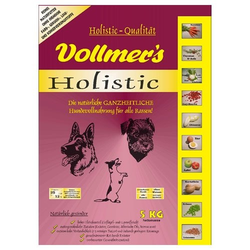 (3,41 EUR/kg) Vollmers Holistic 15 kg