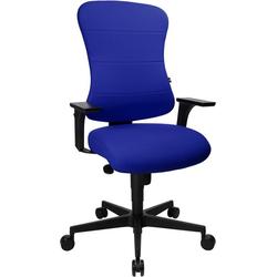 TOPSTAR Drehstuhl Art Comfort blau