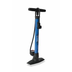 XLC Fahrradpumpe blau