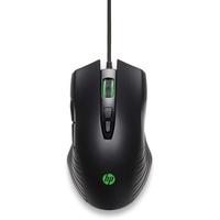 HP X220 Gaming Maus mit Beleuchtung schwarz