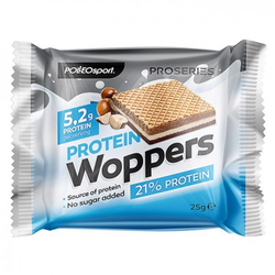 Polleo Sport Proseries Protein Woppers, 25 g