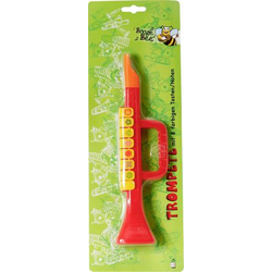 Trompete Boogie Bee Trompete, rot, 27cm
