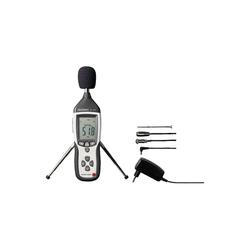 VOLTCRAFT Schallpegel Messgerät SL 451 30 130dB 31,5Hz Batterie