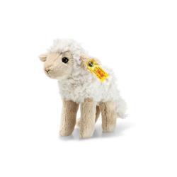 Steiff Kuscheltier Schaf Lamm Flocky 15 cm creme/beige 073090