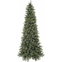 Künstlicher Weihnachtsbaum, in schlanker Form Ø 88 cm x 180 cm