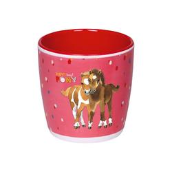 Spiegelburg Tasse Melamin-Tasse Mein kleiner Ponyhof