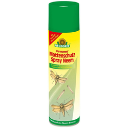 Neudorff Insektenspray Permanent Mottenschutz Spray Neem, 200 ml