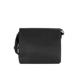 Jost Laptoptasche Futura Umhängetasche / Notebooktasche L 38 cm schwarz