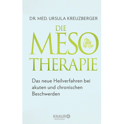 Die Mesotherapie: Buch von Ursula Kreuzberger