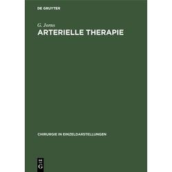 Arterielle Therapie: eBook von G. Jorns