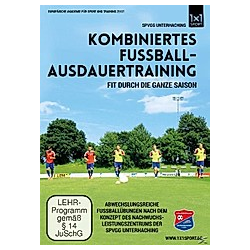 Kombiniertes Fußball-Ausdauertraining - DVD  Filme