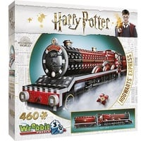 wrebbit 3D-Puzzle Harry Potter Hogwarts Express Zug (34523)