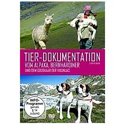 Tier - Dokumentationen - DVD  Filme
