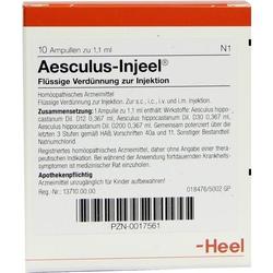 AESCULUS INJ