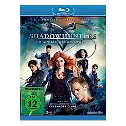 Shadowhunters: Chroniken der Unterwelt - Staffel 1 - DVD  Filme
