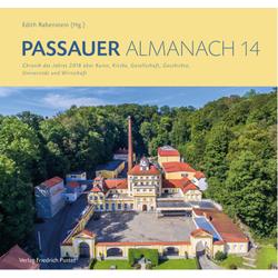 Passauer Almanach 14 als Buch von