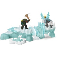Schleich Eldrador Creatures-Angriff auf die Eisfestung 42497