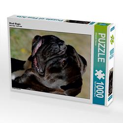 Black Magic Lege-Größe 48 x 64 cm Foto-Puzzle Bild von Elisabeth Stanzer Puzzle