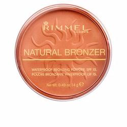 NATURAL BRONZER SPF15 #021-sunlight