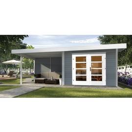weka Designhaus 126 B 5,90 x 3,00 m grau