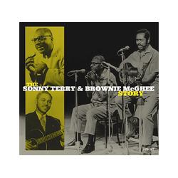 Sonny Terry, Brownie McGhee - Terry & Mcghee Story (CD)