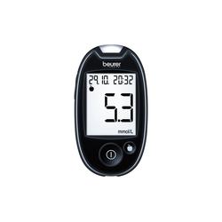BEURER Blutzuckermessgerät Beurer Blutzuckermessgerät GL 44 mmol/L, Set, inkl. Starterset
