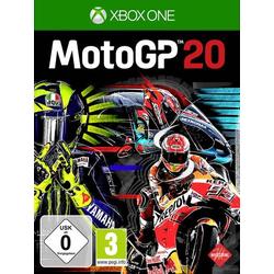 MotoGP20 Xbox One USK: 0