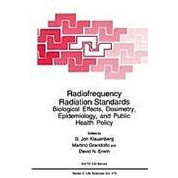 Radiofrequency Radiation Standards - Buch