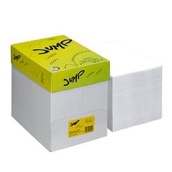 JUMP Kopierpapier COPY/LASER DIN A4 80 g/qm 2.500 Blatt Maxi-Box