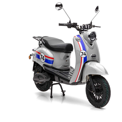 Nova Motors eRetro Star 50 elektro Edition 74 - Elektromotorroller - 45 km/h