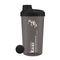 Sportnahrung-kwax - Mix Shaker - schwarz-transparent