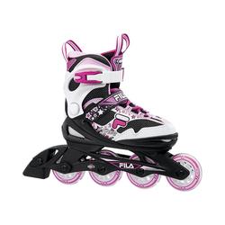 Fila Skates Inlineskates Inliner J-One Boy lila 32-36