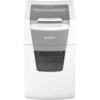 Leitz IQ Autofeed Office 150 Aktenvernichter Mikroschnitt 2 x 15mm 44l Blattanzahl (max.): 150 Siche