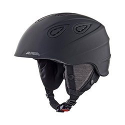 Alpina Sports Skihelm Skihelm Grap 2.0 LE black matt