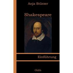 Shakespeare als Buch von Anja Stürzer