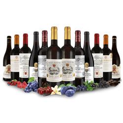 Best-of-Frankreich-Rotwein-Entdeckerpaket