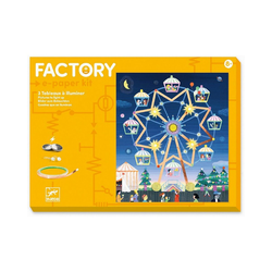 DJECO Lernspielzeug Factory - Hoch oben