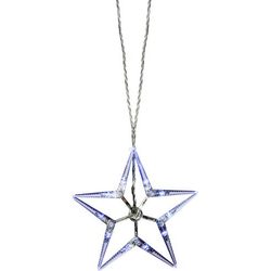 Polarlite Lichtervorhang-Sterne Außen 24V 80 LED
