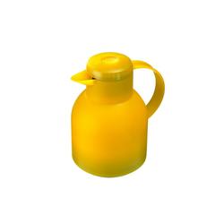 Emsa Isolierkanne Isolierkanne Samba, 1 l, Isolierkanne gelb