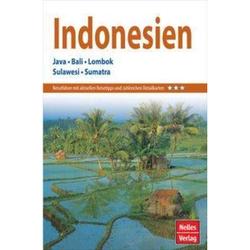 Nelles Guide Reiseführer Indonesien - Neu 2020|Indonesien